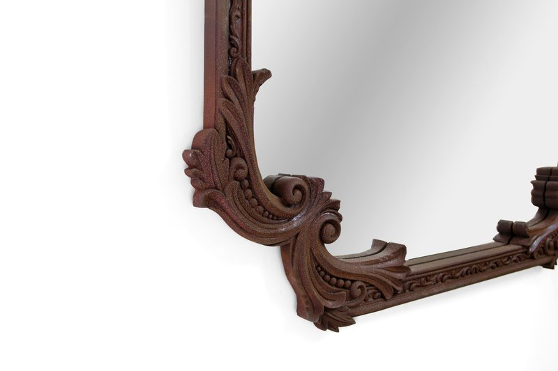 Louis xvi mirror limited edition boca do lobo 03
