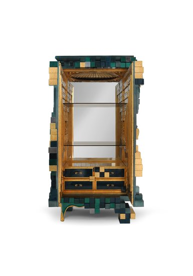 Piccadilly ecletic green cabinet boca do lobo 03