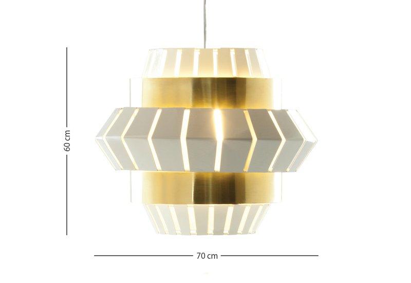 Comb suspension lamp mambo unlimited treniq 5