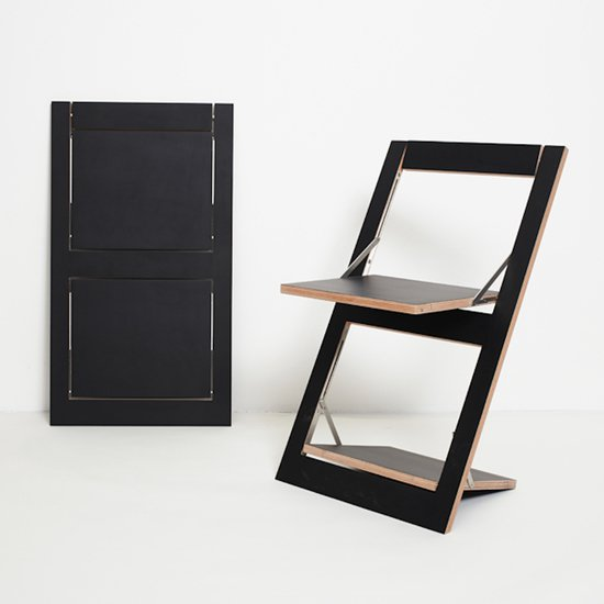 Flaepps klappstuhl folding chair black ambivalenz web 1to1