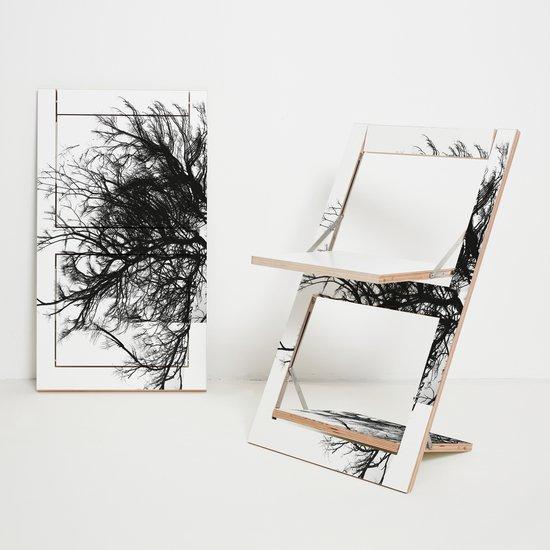 Flaepps klappstuhl folding chair baum ambivalenz hr 1to1