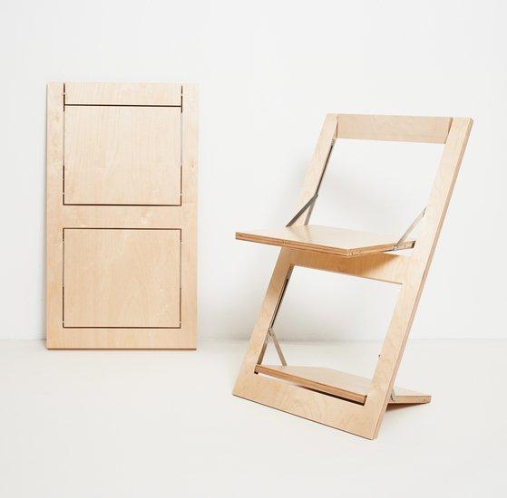 Flaepps klappstuhl folding chair birch ambivalenz hr 1to1