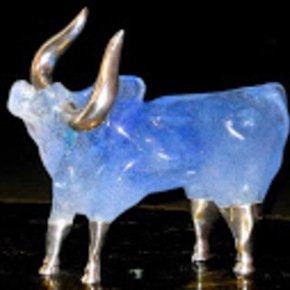Crystal Bull Series