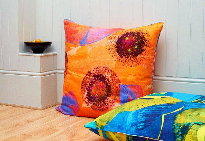 Poppy flower floor cushion so klara treniq 4