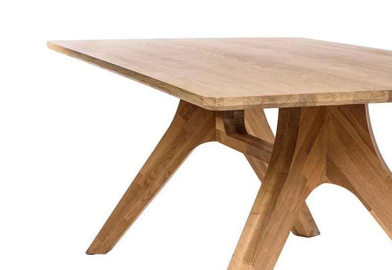 Veizla rectangular dining table pemara design treniq 3