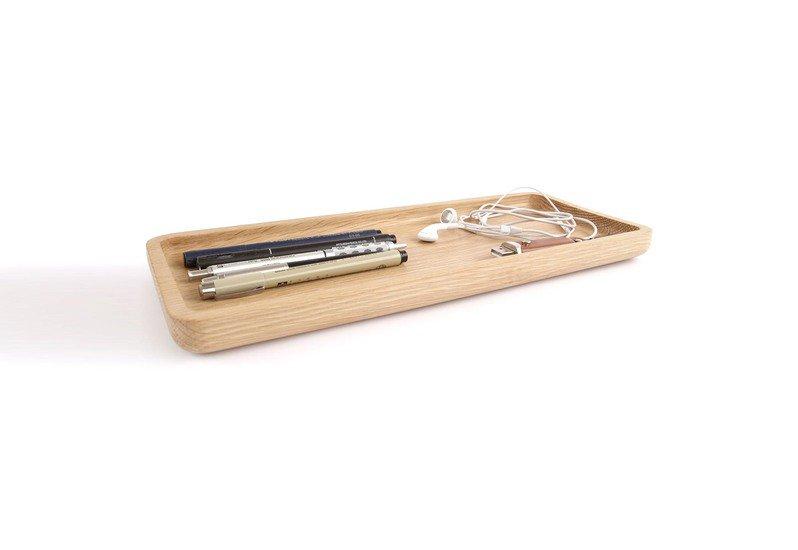 Oak desk tidy utology treniq 1
