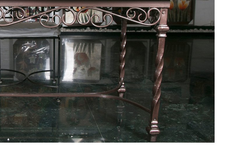 Florentine inlay tabletop carved additions treniq 4