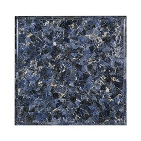Royal Blue Sodalite Wall Hanging-Carved Additions-treniq