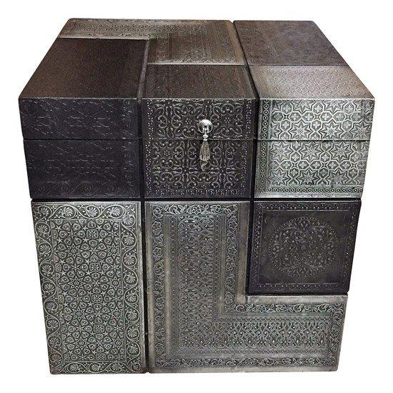 Arabian woods box