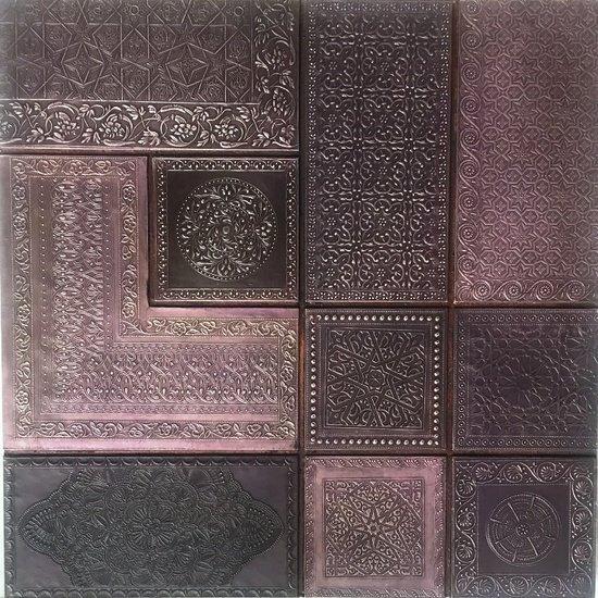 Aw moroccan combo purple