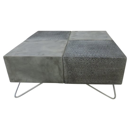 Aw concrete coffeetable front