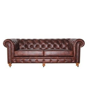 Leather Sofa 2 Seater