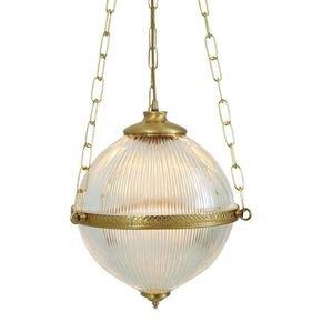 Blaenau Victorian Holophane Pendant