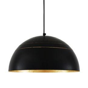 Midas Designer Gold Leaf Pendant