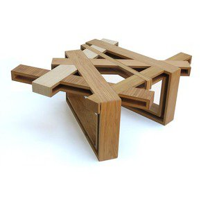 Dada Coffee Table - Eli Chissick - Treniq