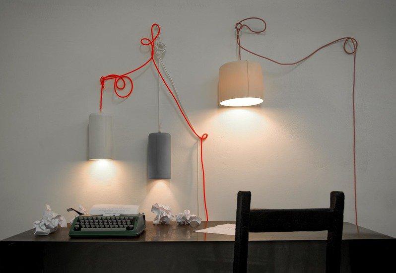 Candle suspension lamp i in es.artdesign treniq 3