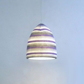 Flower Stripe Suspension Lamp - In-es.art Design - Treniq