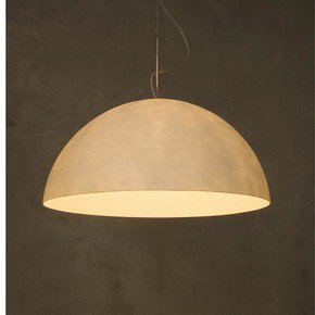 Mezza Luna Nebulite Suspension Lamp - In-es.art Design - Treniq