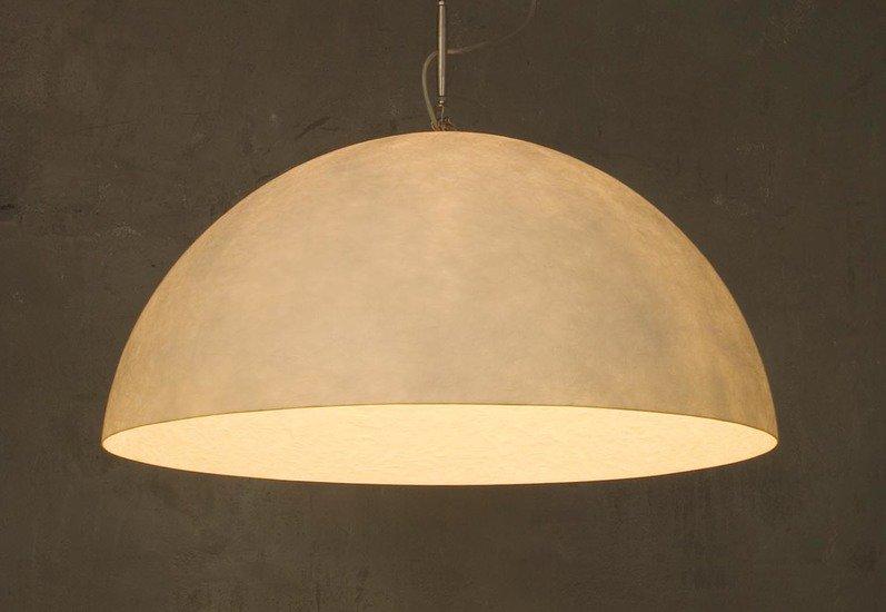 Mezza luna nebulite suspension lamp in es.artdesign treniq 2