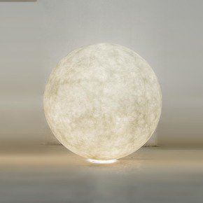 Moon Floor Lamp - In-es.art Design - Treniq