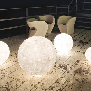 Moon Table Lamp - In-es.art Design - Treniq