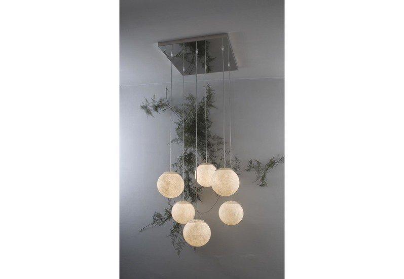 Sei lune suspension lamp in es.artdesign treniq 1