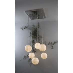 Sei Lune Suspension Lamp - In-es.art Design - Treniq
