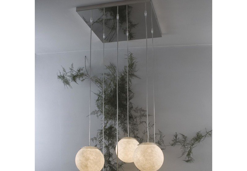 Sei lune suspension lamp in es.artdesign treniq 2