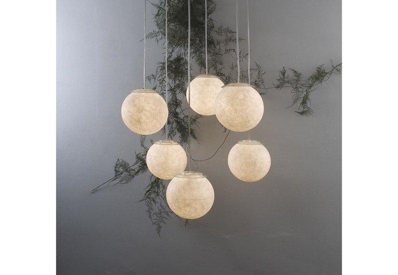 Sei lune suspension lamp in es.artdesign treniq 3