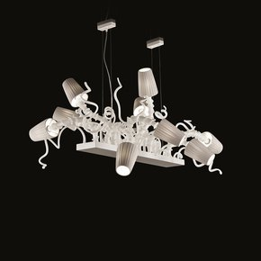 Folie Suspension Lamp