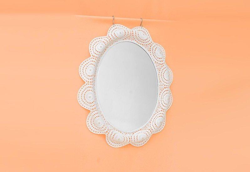 Pearls dew mirror j. s. art design treniq 1