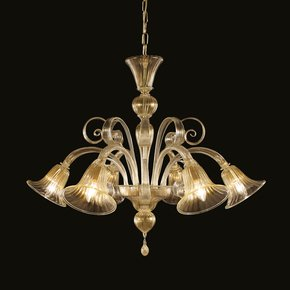 Capriccio-560-Classic-6-Lights-Gold-Murano-Glass-Chandelier-_Multiforme-Lighting_Treniq_0