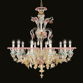 Toffee Chandelier