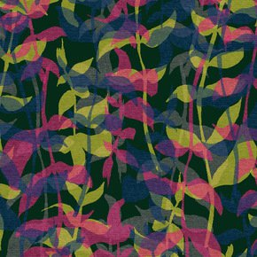 Tropical Colourful Fabric