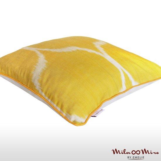 004 silk ikat pillow(3l)