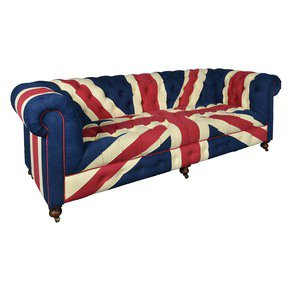 Https Www Treniq Products Blue Union Jack Chesterfield Sofa 5487 Available For Order New