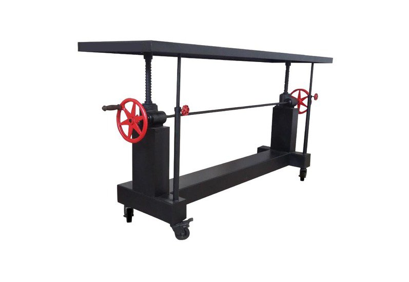 Tai crank table  shakunt impex pvt. ltd. treniq 1