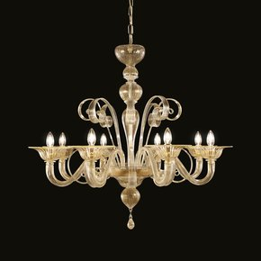 Capriccio-550-Venetian-8-Arms-Gold-Murano-Glass-Chandelier_Multiforme-Lighting_Treniq_0