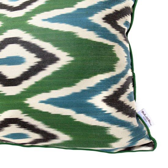 001 silk ikat pillow(2)