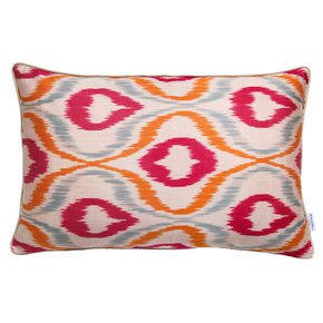Ikat Cushion Twilight