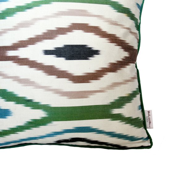 006 silk ikat pillow(2)
