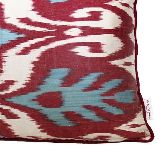 007 silk ikat pillow(2)