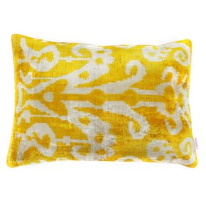 Ikat Cushion Solstice