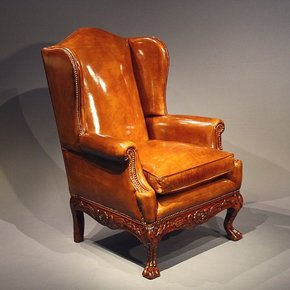 Antique-Hand-Craved-Leather-Chair_Shakunt-Impex-Pvt.-Ltd._Treniq_0
