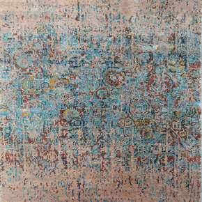 Copper Rust Rug