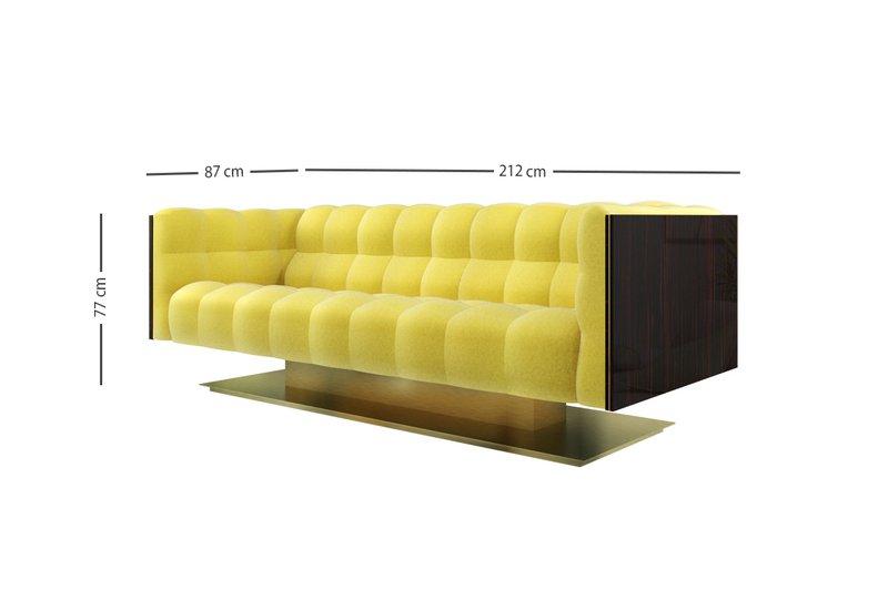Divano montgomery 3 seat sofa marioni treniq 6