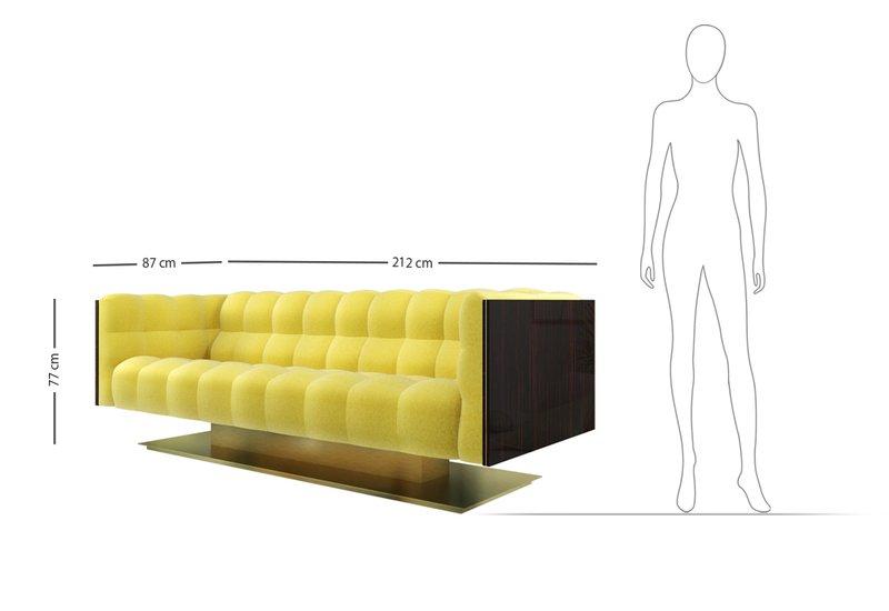 Divano montgomery 3 seat sofa marioni treniq 7