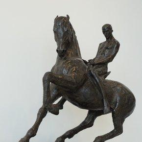 Cavalier II Sculpture