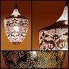Moroccan pendant b laser cut tl custom lighting