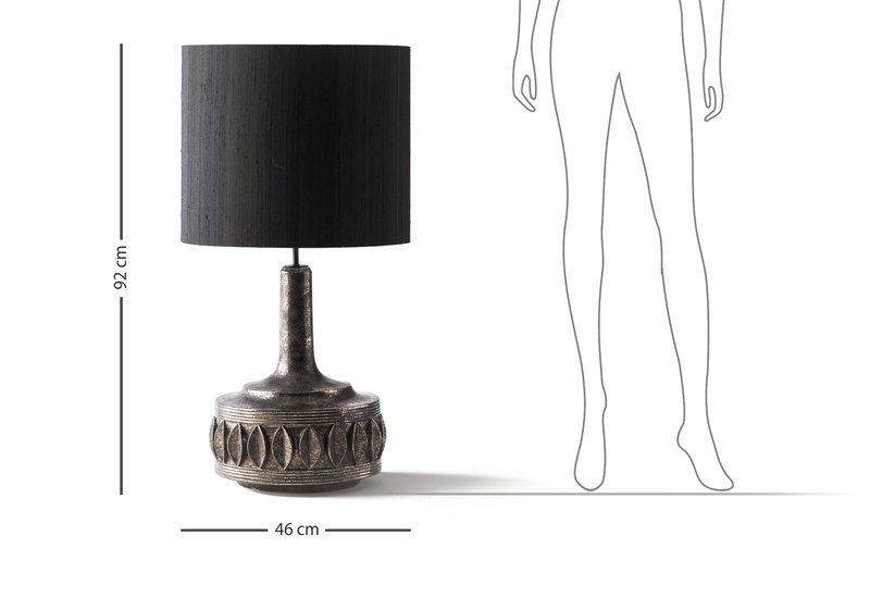 Lampada hollie table lamp marioni treniq 5